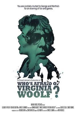 نقد فیلم چه کسی از ویرجینیا وولف می ترسد؟, Who's Afraid of Virginia Woolf, فرمانروایی دیالوگ ها