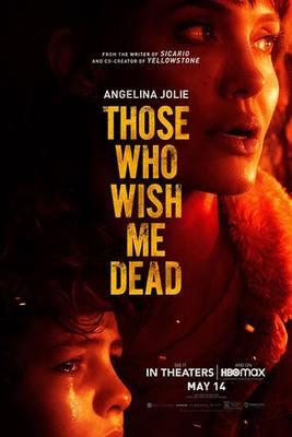 نقد فیلم کسانی که آرزو دارند من بمیرم, Those Who Wish Me Dead, بازگشت آنجلینا جولی با یک وسترن هیجانانگیز