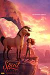 نقد فیلم روح رام نشده, Spirit Untamed, جذاب برای کودکان، نوستالژیک برای والدین