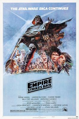 نقد فیلم جنگ ستارگان 5: امپراطوری ضربه می زند, Star Wars: Episode V - The Empire Strikes Back, مطالعهای بر شخصیت لوک اسکایواکر