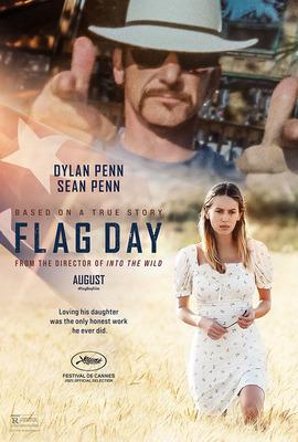 نقد فیلم روز پرچم, Flag Day, اثری دیگر در ادامهی مسیر سینوسی فیلمسازی شان پن