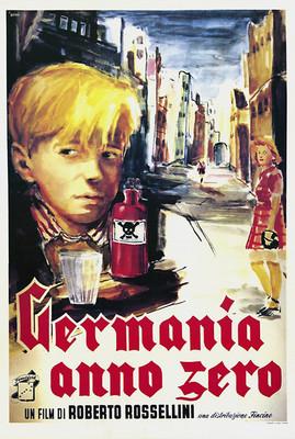 یادداشتی بر فیلم آلمان سال صفر, Germany Year Zero, فرجام نژاد پرستی
