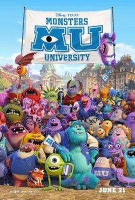 پوستر فیلم دانشگاه هیولاها