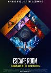 نقد فیلم اتاق فرار: مسابقات قهرمانان, Escape Room: Tournament of Champions, به شدت لذتبخش و سرگرمکننده