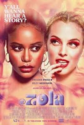 نقد فیلم زولا, Zola, تیک تاک پست مدرن