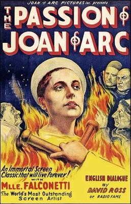 یادداشتی بر فیلم مصائب ژاندارک, The Passion of Joan of Arc, مصائب یک رهبر
