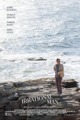 نقد فیلم مرد غیرمنطقی, Irrational Man, هجویه ای غیرمنطقی