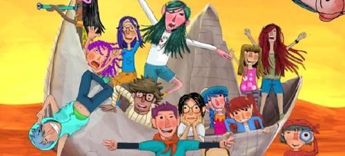 نمایش اولین انیمیشن وی آر هورخش در سیگراف آسیا