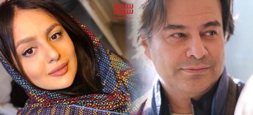ازدواج دو هنرمند/ پیمان قاسم خانی و میترا ابراهیمی + تصویر