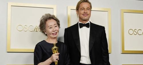 تاریخ سازی ستاره کره ای فیلم میناری، یون یو جونگ در اسکار