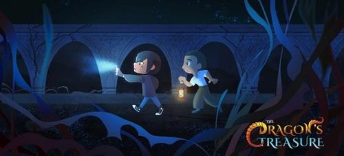 انیمیشن سینمایی گنج اژدها به میفاپیچز جشنواره انسی راه یافت