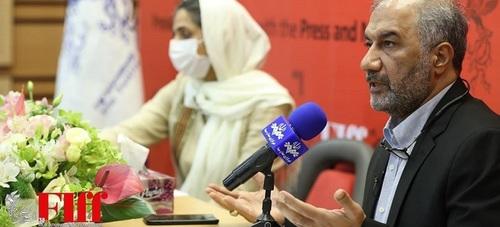 گزارش نشست خبری سی و هشتمین جشنواره جهانی فیلم فجر