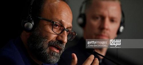نشست خبری فیلم قهرمان در جشنواره کن 2021