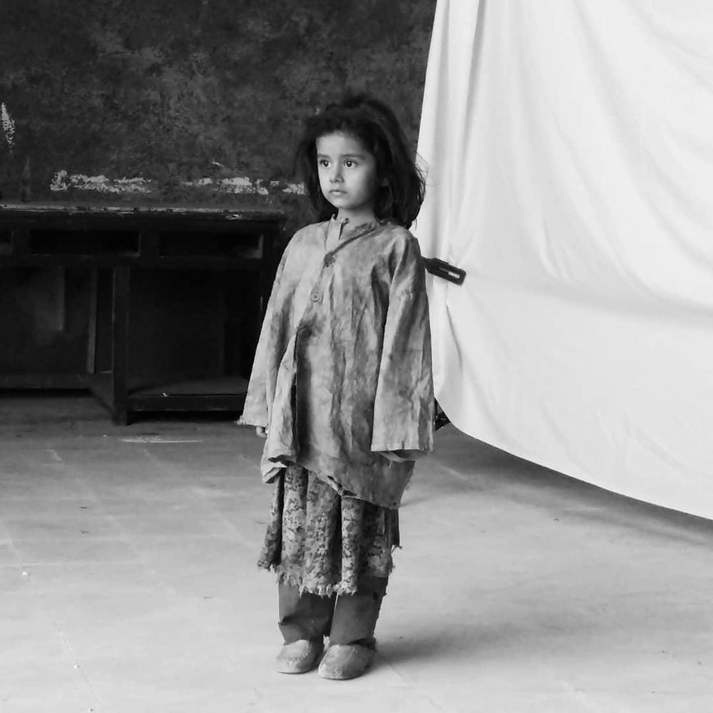 دلسا ملکی در پشت صحنه فیلم «غلامرضا تختی»