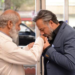 امان رحیمی و امیر آقایی در قسمت 5 سریال «رقص روی شیشه»