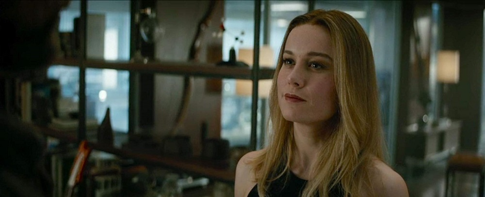 بری لارسون در فیلم سینمایی «انتقام جویان4: آخر بازی» (Avengers: Endgame)