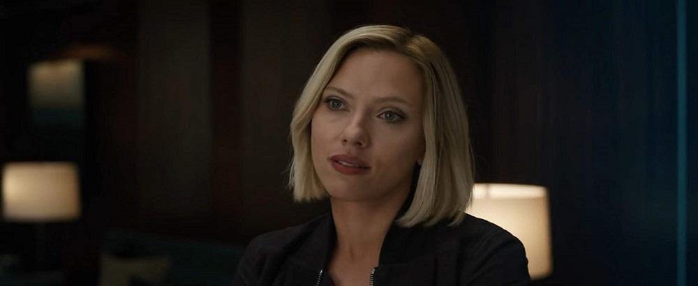 اسکارلت جوهانسون در فیلم سینمایی «انتقام جویان4: آخر بازی» (Avengers: Endgame)