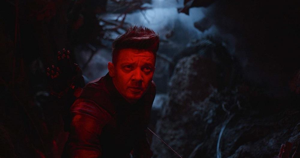 جرمی رنر در فیلم سینمایی «انتقام جویان4: آخر بازی» (Avengers: Endgame)