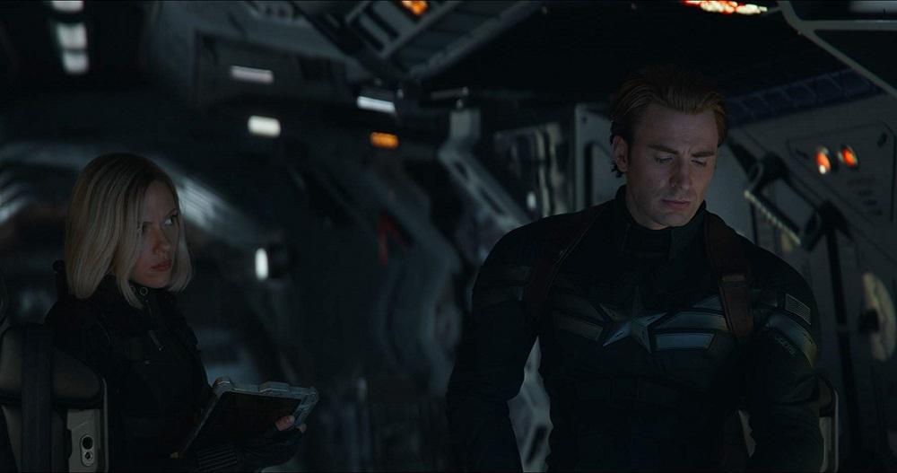 کریس ایوانس در فیلم سینمایی «انتقام جویان4: آخر بازی» (Avengers: Endgame)