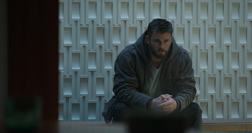 کریس همسورث در فیلم سینمایی «انتقام جویان4: آخر بازی» (Avengers: Endgame)
