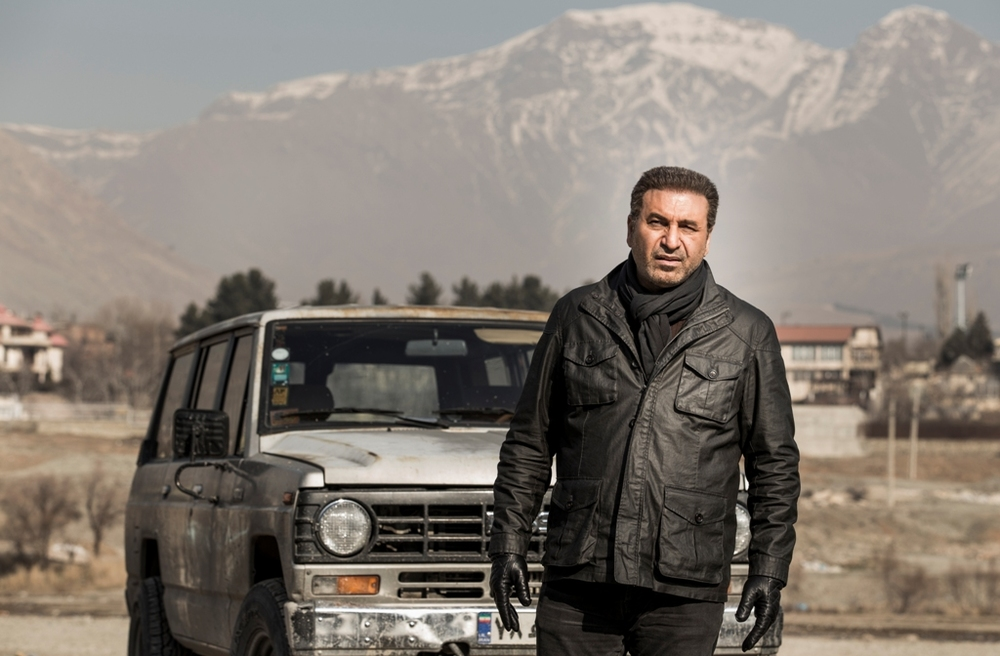 حمید فرخ نژاد در فیلم سینمایی «خوب، بد، جلف»