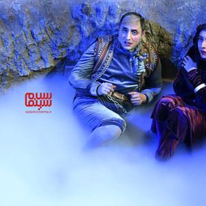 بهاره کیان افشار و امیرحسین رستمی در سریال نمایش خانگی «هشتگ خاله سوسکه»