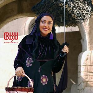 بهاره کیان افشار در سریال «هشتگ خاله سوسکه»