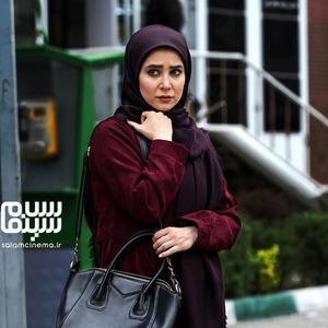 الناز حبیبی در سریال «دلدار»