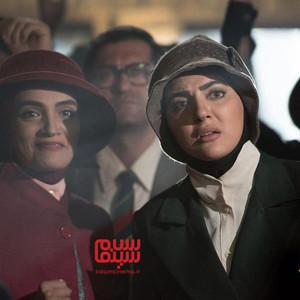 میترا حجار و هلیا امامی در سریال «از یادها رفته»