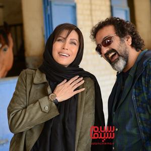 مهتاب کرامتی و جواد یحیوی در قسمت 6 سریال «رقص روی شیشه»