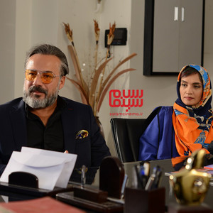 میترا حجار و امیر آقایی در قسمت 6 سریال «رقص روی شیشه»
