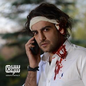 حامد کمیلی در قسمت 6 سریال نمایش خانگی «رقص روی شیشه»