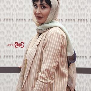 مریم معصومی در اکران فیلم «لابیرنت» در سی و هفتمین جشنواره جهانی فیلم فجر