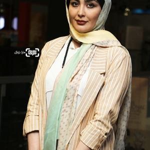 مریم معصومی در اکران «لابیرنت» در سی و هفتمین جشنواره جهانی فیلم فجر