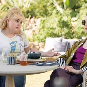 آنا هتوی و ربل ویلسون در فیلم سینمایی «حقه باز» (The Hustle)