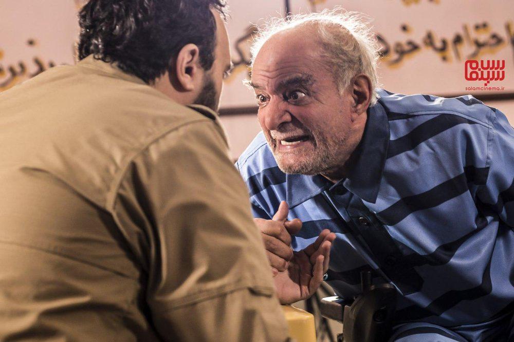 سیروس گرجستانی در سریال «شرایط خاص»