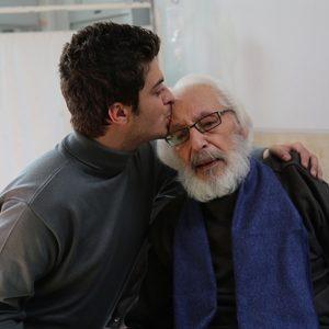 نوید لایقی مقدم و جمشید مشایخی در فیلم سینمایی «رفقای خوب»