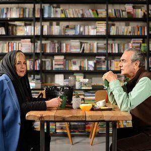 همایون ارشادی و بیتا فرهی در قسمت 9 سریال «رقص روی شیشه»
