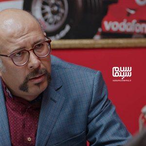 محمد بحرانی در سریال «هیولا»