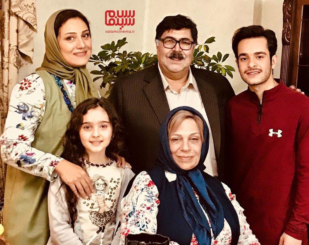 پیمان قسم خانی و مهران مدیری در هیولا- بازیگران هیولا عکس بازیگران