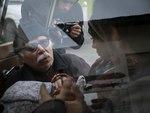 علیرضا داوودنژاد در نمایی از پشت صحنه فیلم سینمایی «فراری»