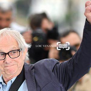 کن لوچ در فتوکال فیلم «متاسفیم جا ماندی» (Sorry We Missed You) در جشنواره کن 2019