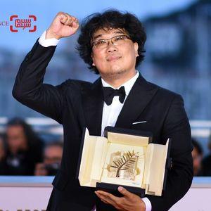 بونگ جون هو برنده جایزه بهترین فیلم برای «انگل» (Parasite) از جشنواره کن 2019