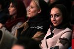 ترلان پروانه بازیگر فیلم «فراری» در افتتاحیه سی و پنجمین جشنواره فیلم فجر