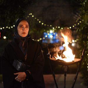 رویا نونهالی در سریال تلویزیونی «عروس تاریکی»