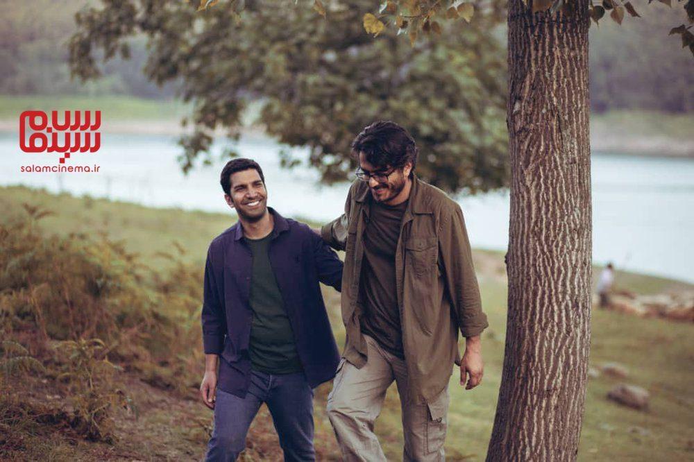 خیام وقار کاشانی و ارسطو خوش رزم در سریال «خانواده دکتر ماهان»
