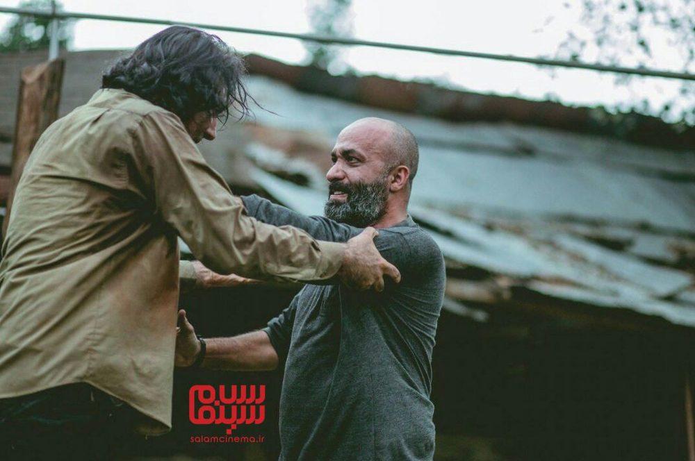پیام احمدی نیا در سریال تلویزیونی «خانواده دکتر ماهان»