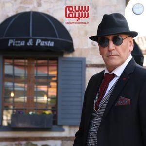 صالح میرزاآقایی در سریال «گاندو»