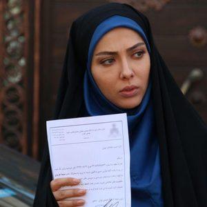 لیلا اوتادی در سریال تلویزیونی «گاندو»