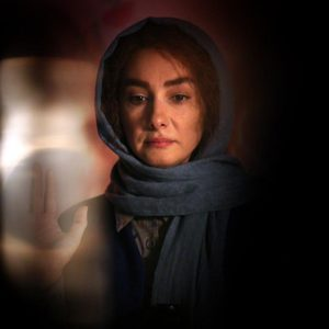 هانیه توسلی در فیلم «بی صدا حلزون»